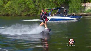 Extreme Sports: Erika Tarantal Takes on Wakeboarding