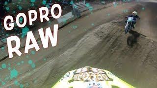 Practice or Race? Dangerboy Intense Go Pro Battle Around Perris MX!