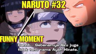 Naruto Funny Moment || Naruto Tidak Tau Nama Ayah Hinata