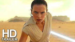 STAR WARS EPISODE IX Official Trailer (2019) Star Wars 9, The Rise of Skywalker Movie HD