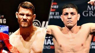 "Nick Diaz vs Michael Bisping PROMO 2018 ""It's On"""