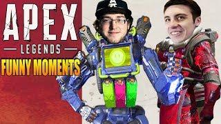 Apex Legends Funny Moments & Epic Fails ,WTF Moments, Twitch Highlights Compilation! #37