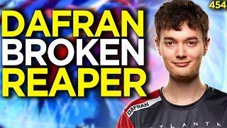 "Dafran Says The New Reaper Is ""Broken"" - Overwatch Funny Moments 454"