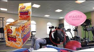 SUPER ENERGY PILL PRANK! (MIXED WITH V.I.A.G.R.A) *GONE WILD*