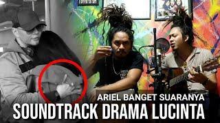 Niru suara Ariel NOAH sambil di buat soundtrack drama Lucinta luna dan Deddy corbuzier #rusak eps 2