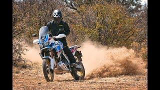 First Ride | Honda Africa Twin CRF1000L2 Adventure Sports