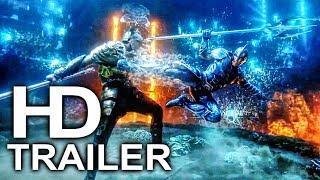 AQUAMAN Amazing Mera Fight Scene Trailer NEW (2018) Superhero Movie HD