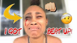 I GOT BEAT UP ???? ????????????????||PRANK ON BOYFRIEND||