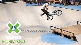 Logan Martin wins BMX Park gold | X Games Minneapolis 2018