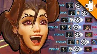 LOL THANKS FOR THE POTG! Overwatch Funny & Epic Moments 535