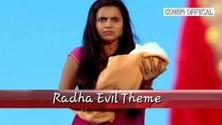SNS - Soundtracks 14 ( Radha Evil Theme )