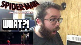 SPIDER-MAN: INTO THE SPIDER-VERSE - Official Trailer #2 Reaction!!!