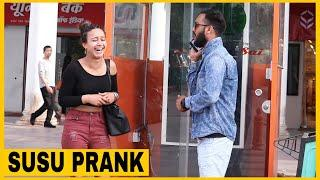 Susu Prank on Public | THF 2.0 | Ashish Goyal | Pranks In India