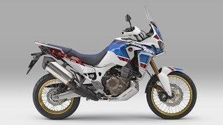 2018 Honda CRF1000L Africa Twin Adventure Sports (Japan)