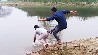 New Bangla Funny Comedy Video | Best Funny Video 2019 | New Funny Prank Video | Part #26 | FunnY Tv