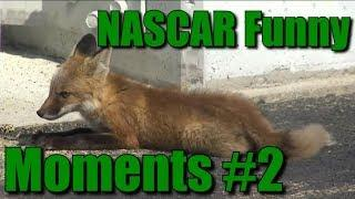 NASCAR Funny Moments #2