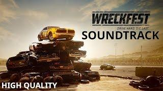 Wreckfest  Full Soundtrack
