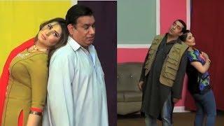 Nasir Chinyoti and Zafri khan Best Complication new Pakistani ????????funny stage drama