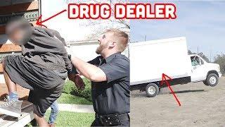 DRUG DEALER BAIT PRANK!!