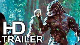 PREDATOR Dream Team Trailer (2018) Thomas Jane Action Movie HD