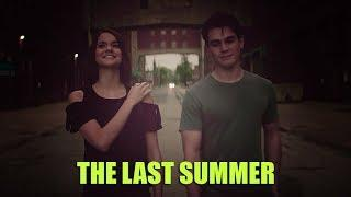 Cosmos & Creature - Young (Lyric video) • The Last Summer Soundtrack