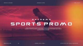 Extreme Sports Promo (Videohive After Effects Templates)