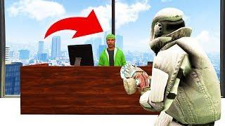 PROP HUNT in GTA 5's TALLEST Building! (GMOD Funny Moments)