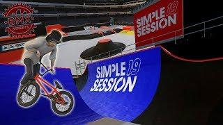 BMX Streets PIPE - Simple Session 2019 Mod!