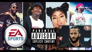 """Colin Kaepernick Censored From """"Big Bank"""" On EA Sports NFL Madden Soundtrack! CONTROVERSY."""