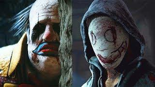 DEAD BY DAYLIGHT All The Killer's Trailers