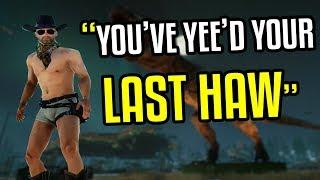 Funny Voice Chat - PUBG - Yee'd Your Last Haw