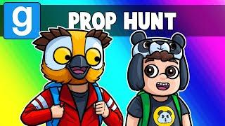 Gmod Prop Hunt Funny Moments - Back to School 2018 Edition! (Garry's Mod)