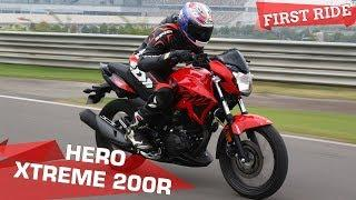 Hero Xtreme 200R Review: Extreme Surprise? | First Ride