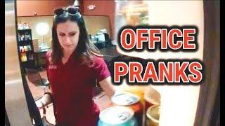 ❘ ❘ OFFICE PRANKS COMPILATION ❘ ❘