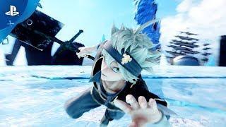 Jump Force - Jump Festa: Deku and Asta Reveal Trailer | PS4