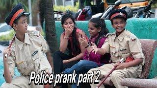 12 Years Old Police Prank Part 2 | Best Prank Of This Year | Oye It's Prank