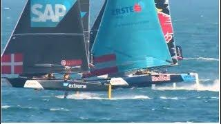 2018 Extreme Sailing Series™ Act 3, Barcelona  - TV Series episode 2