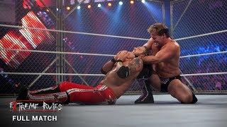 FULL MATCH - Edge vs. Chris Jericho - Steel Cage Match: WWE Extreme Rules 2010