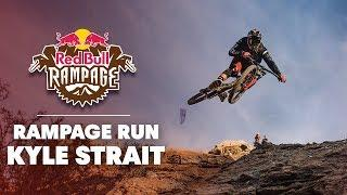 Superman and Then No-Hands?! Kyle Strait Brings It | Red Bull Rampage 2018