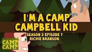 Camp Camp Soundtrack: I'm A Camp Campbell Kid - Richie Branson   Rooster Teeth