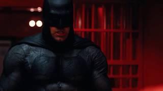 BvS Batman Visits Lex - The Dark Knight Soundtrack