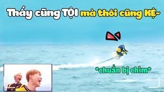 [BTS funny moments] Có cố gắng nhưng...(ok i'm fine) =]]]