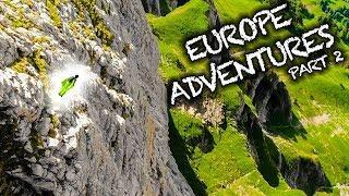 EUROPE ADVENTURES PART 2