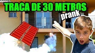 TRACA 30 METROS - PRANK A MI MAMA