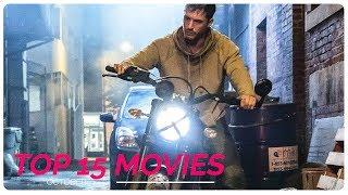 TOP 15 NEW Upcoming Movies of OCTOBER 2018 (Full Trailer HD)