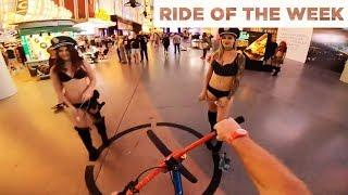 A day Riding Street MTB in Las Vegas  Sam Pilgrim