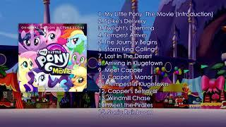 MLP: The Movie - All Original Motion Picture Score Soundtracks [Full]
