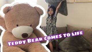 ULTIMATE TEDDY BEAR PRANK!!! (AVA CRIES!)