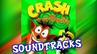 CRASH TWINSANITY 3D - COMPLETE SOUNDTRACKS