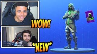 STREAMERS REACT TO *NEW* ARCHETYPE SKIN! *EPIC* Fortnite FUNNY & SAVAGE Moments